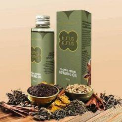 Kutus Kutius healing oil, alleen te koop bij degezondheidsadviseur.nl