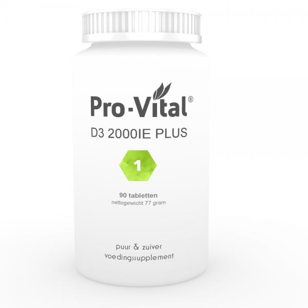 Vitamine D3, Pro Vital producten bij Degezondheidsadviseur.nl
