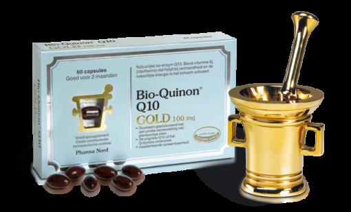 Bio-Quinon gold bij degezondheidsadviseur.nl