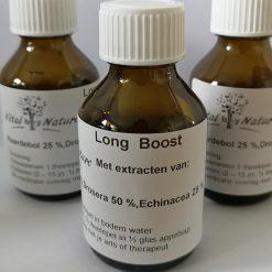 Vital by Nature Long boost koop je bij Degezondheidsadviseur.nl